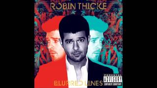 Watch Robin Thicke Get In My Way video