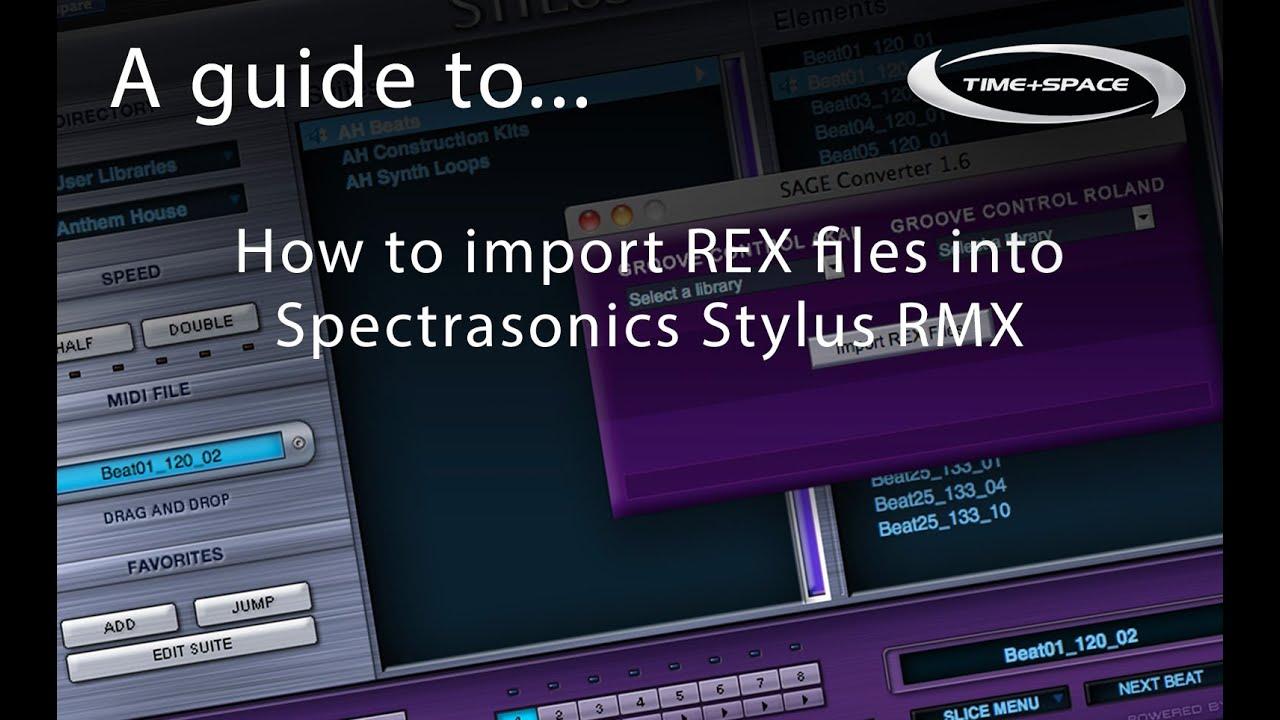 spectrasonics stylus rmx keygen