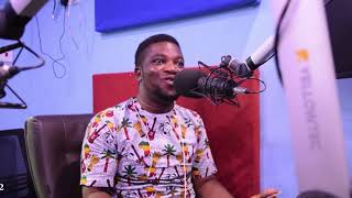 Hot Discussion: Ghana's Music Industry & Fake Life Among Musicians Exposed