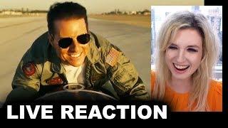 Top Gun 2 Trailer REACTION