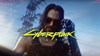 CYBERPUNK 2077 OST: Samurai - Chippin In (feat. Refused) [EXTENDED] (E3 2019 Trailer Song)