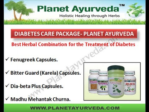 Ayurvedic Medicines For Diabetes Treatment