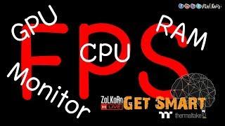 เพราะอะไร ทำไม เฟรมเรต (FPS) ต่างกัน ? มันขึ้นอยู่กับอะไร ? : Get Smart by TT EP#28