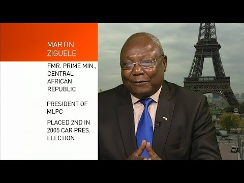 Former PM of Central African Republic on country's turmoil