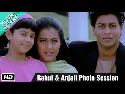 Photo Of Anjali And Rahul  - Kuch Kuch Hota Hai - Shahrukh Khan, Kajol, Salman Khan video