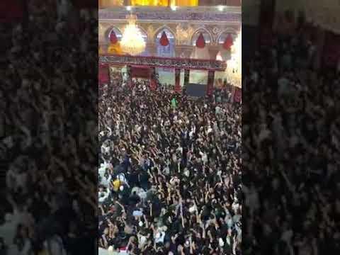 Labbaik Ya hussain ki sada | Karbala 2019 Flag changing