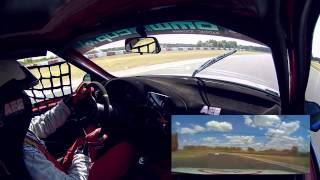 WSMP 1&2 BMW is Cup  / Mateusz Tokarski Alles SUPERCAR Racing Team by AEE Camera