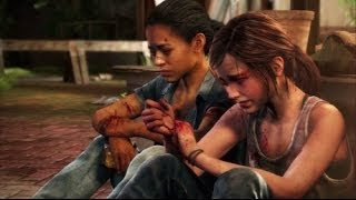 The Last of Us: Left Behind - Ending