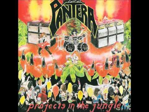 Pantera - Takin My Life