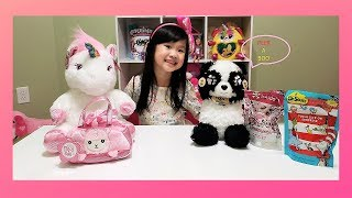 Aurora Cute Animal Plushies  and Blind Bag Toys for Kids.