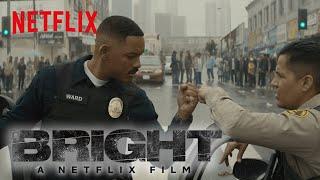 "Download Lagu Bright | Trailer #3 ""Good vs. Evil"" [HD] | Written by MAX LANDIS  Directed by DAVID AYER | Netflix Gratis STAFABAND"