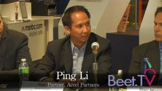 Accel Partner's Ping Li: Biggest Video Opportunity is Around Mobile