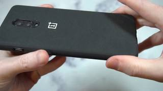 Gogodog Alcantara Case For OnePlus 6t Unboxing and Review