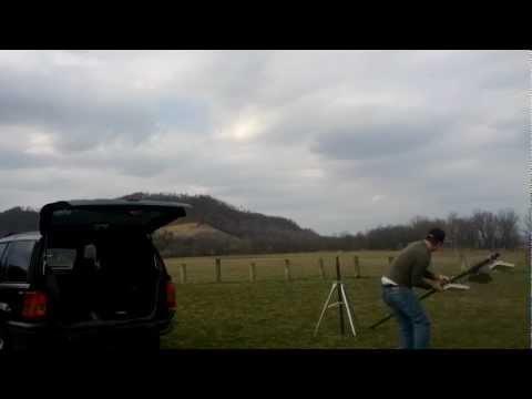 AR Drone. WiFi Range Extender Antenna Setup