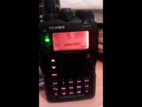 Overcomer Ministry Radio in France on 5900 kHz shortwave