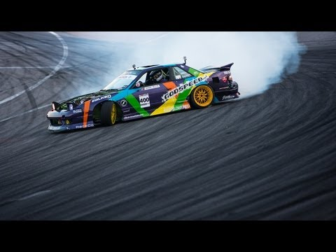 Triple Crown Drift Week 2013 - The Drift Lifestyle video