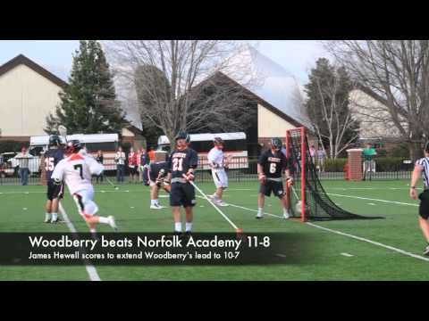 Woodberry beats Norfolk Academy 11-8