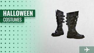 Ellie Shoes Men Halloween Costumes [2018]: Ellie Shoes Men's Dark Lord Adult Boots