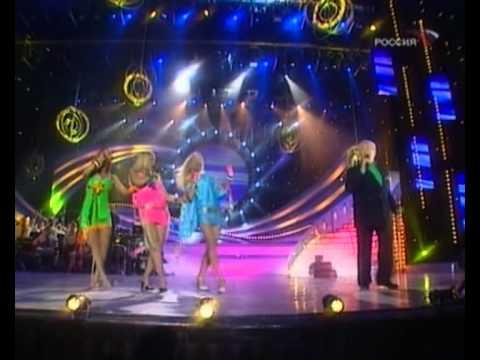 Блестящие - Есть (& Владимир Винокур) (Live)