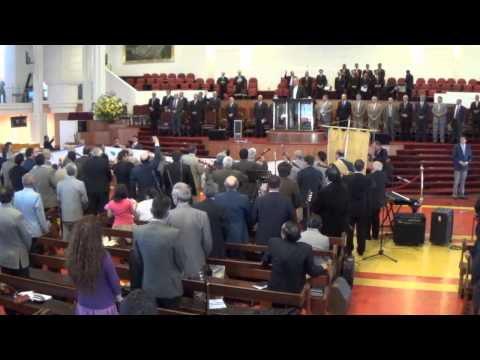 Alabanzas de la Ultima Reunión de Hnos. Voluntarios 2013 en Catedral Evangélica de Chile