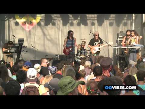 "Tribal Seeds performs ""Creator"" at Gathering of the Vibes Music Festival 2013"