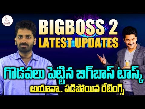 Big Boss Telugu Season 2 Latest Updates | Nani | Star Maa | Eagle Media Works