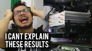 This is how you should mount your CPU cooler! I think??