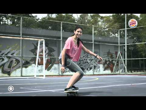 Burger King (Malaysia) 60sec commercial spot 'BK Fun' version- Director's Cut
