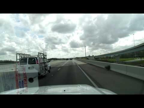 Truck Ride On Interstate 75