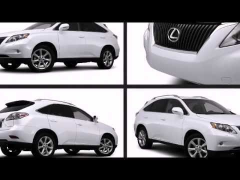 2012 Lexus RX 350 Video