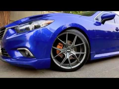 Mazda's 6 from KSA. Video by #OnRoad channel