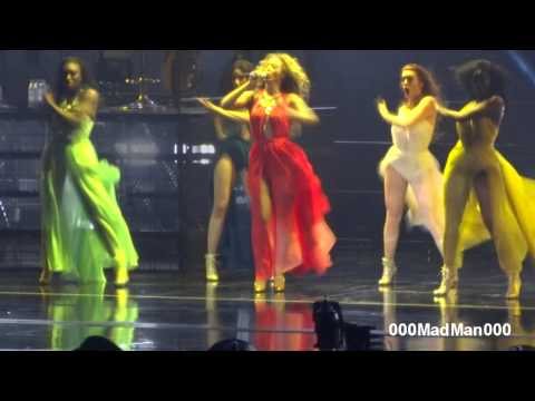 Beyoncé - Interlude & Freakum Dress - HD Live at Bercy, Paris (25 April 2013)