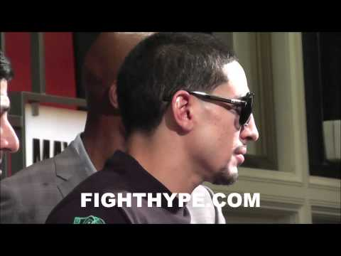 DANNY GARCIA BREAKS DOWN VICTORY OVER LUCAS MATTHYSSE I KNEW I HAD 12 ROUNDS TO WORK WITH
