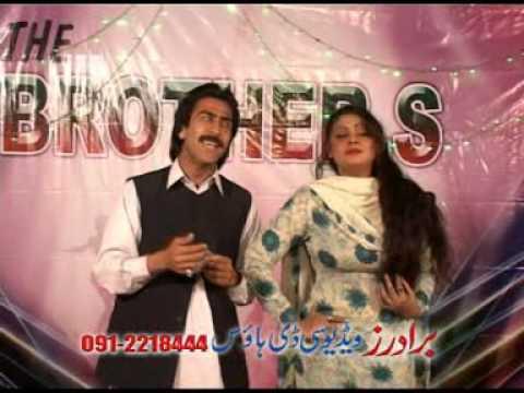 Zaman Zahir And Asma Lata Pashto New Song(album Lover Duet) video