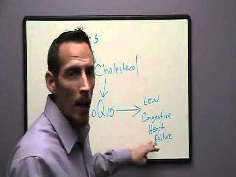 Dr. Osborne - Statin Drugs and CoQ10 Deficiency.avi