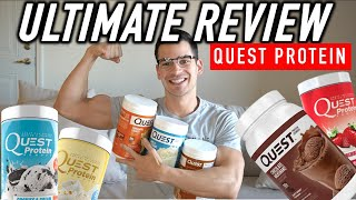 QUEST PROTEIN REVIEW | What's So Special About It?