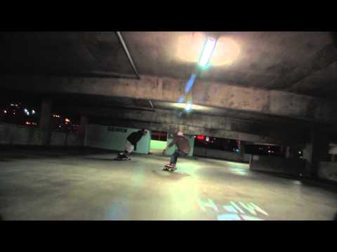 Gravity Skateboards - Parking Garage Sessions - San Diego