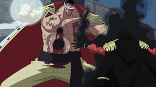 One Piece AMV - Whitebeard vs Marineford [Anime, One Piece] ワンピース
