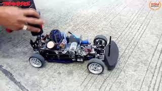 Test NITRO 4TEC TRAXXAS BY TOMMOTOR-RC