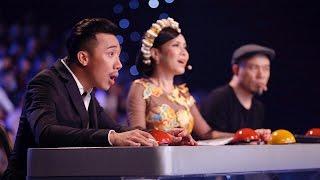Vietnam's Got Talent 2016 - BÁN KẾT 4 - Độc tấu Đàn Nguyệt bài Faded - Trung Lương