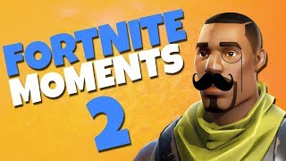 Fortnite Daily Funny and WTF Moments Ep.2