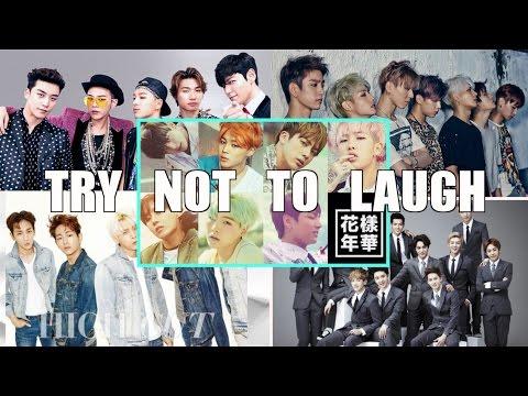 media exo k funny moments