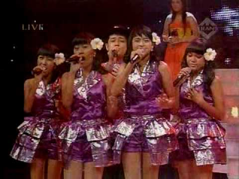 Indonesia Mencari Bakat Group 3 INTRO Live Show 15 May 2010 on TransTv