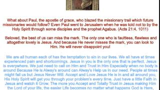 Joseph Prince Only Jesus Is Altogether Lovely 6 25 2014  3