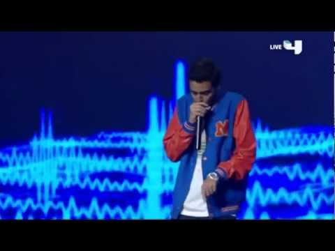 image vido ArabsGotTalent - S2 - Ep8 - &#1605;&#1581;&#1605;&#1583; &#1575;&#1604;&#1576;&#1610;&#1607; 