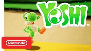 Yoshi for Nintendo Switch - Official Game Trailer - Nintendo E3 2017