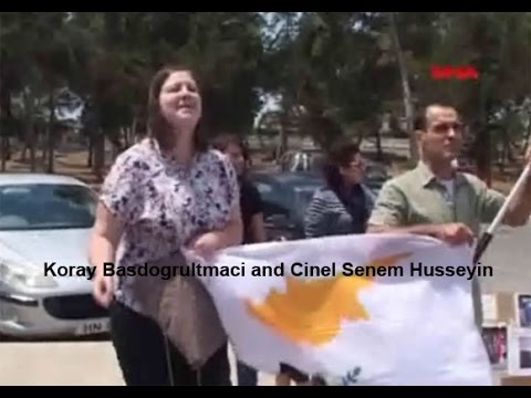 Cyprus News - A couple on trial for flying the flag of the Republic