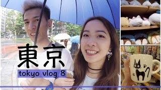 TOKYO ? JAPAN VLOG 8: Sunshine City! Studio Ghibli store, Ikebukuro shopping, Japanese Disney store