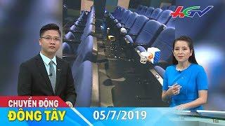 Hành xử kém ý thức ở nơi công cộng | CHUYỂN ĐỘNG ĐÔNG TÂY - 05/7/2019