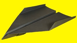 How to make a Paper Airplane - BEST paper planes in the world: origami Avion en Papier | Beth